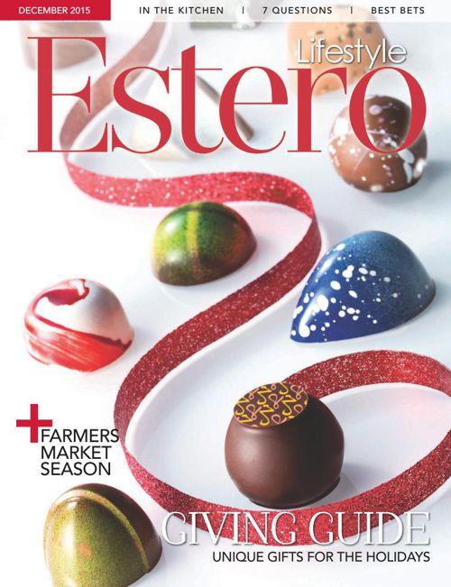 Estero Lifestyle Magazine - December 2015