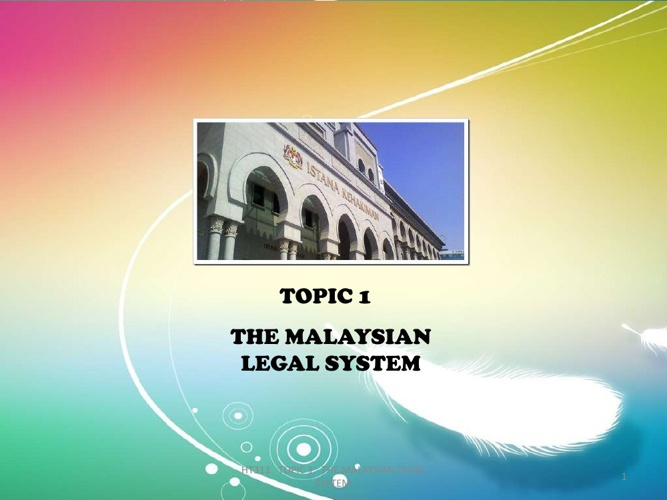 Tourism and Hospitality Law