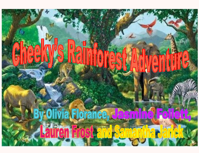 Cheeky's Rainforest Adventure