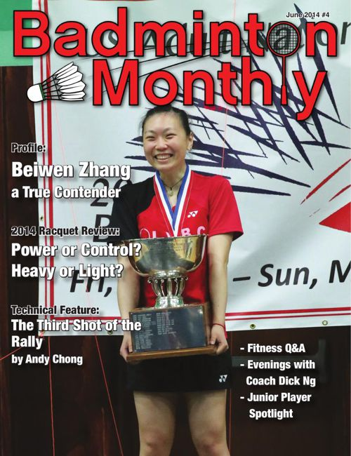 Badminton Monthly Issue #4