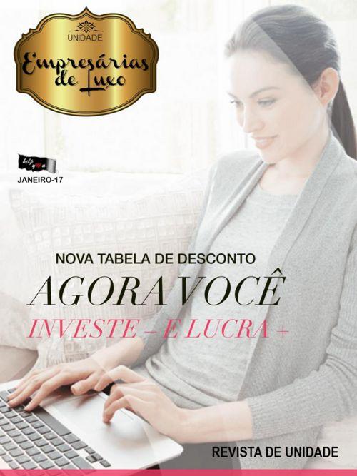 Revista da Unidade Empresárias de Luxo - Janeiro- 16
