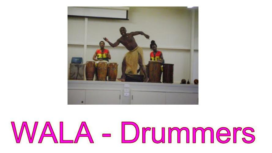 WALA - Drummers 2014