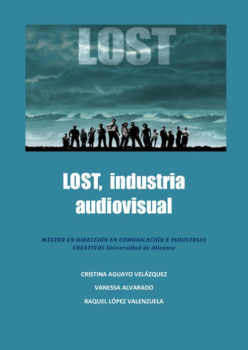 LOST, Industria Audiovisual