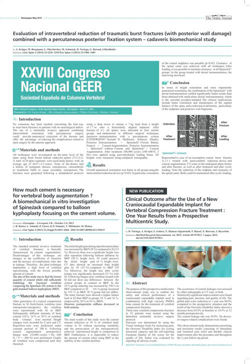 The Vexim Journal - May 2015