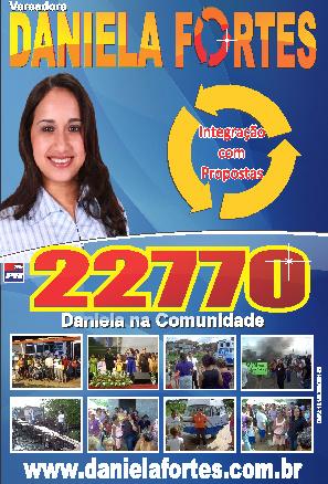 Cartilha Daniela Fortes