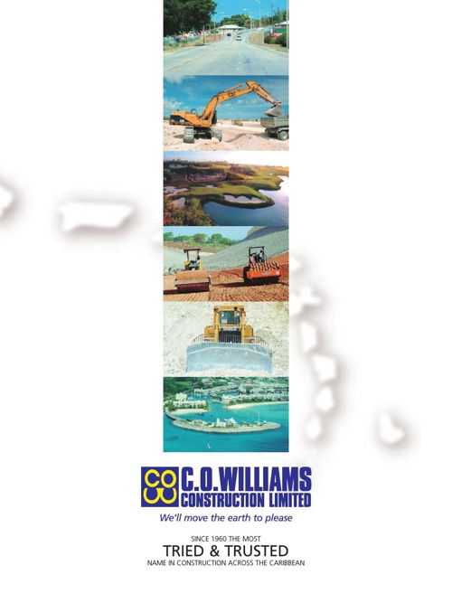C. O. Williams Construction Limited Brochure