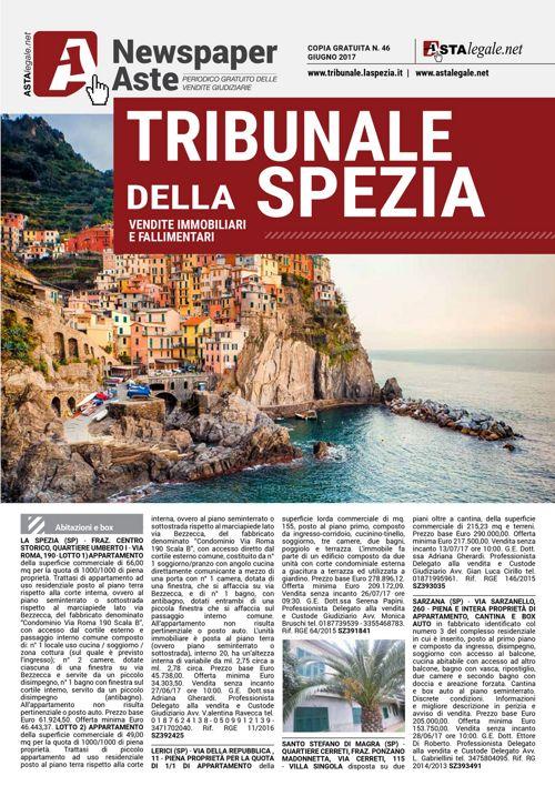 La Spezia giugno 2017