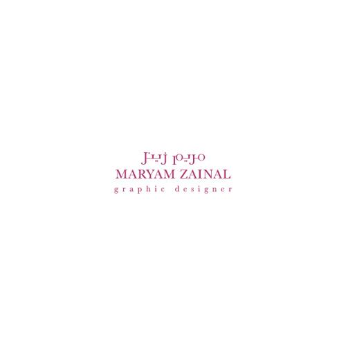 MARYAM ZAINAL | PORTFOLIO