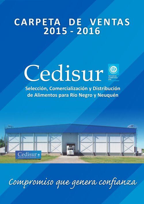 Carpeta de Ventas Cedisur 8-10-2015