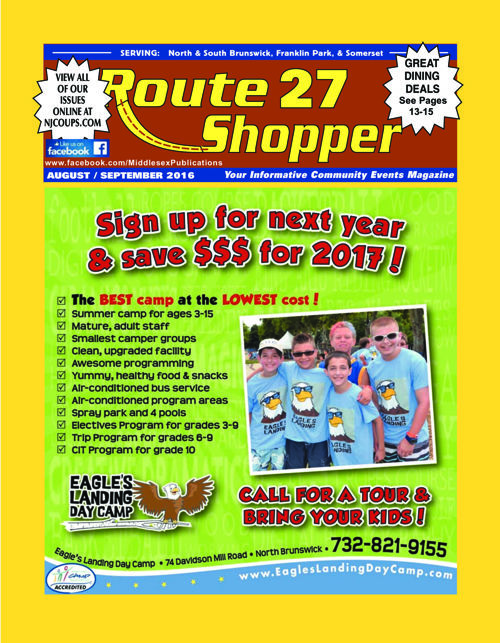 Route 27 Shopper - Aug. 2016