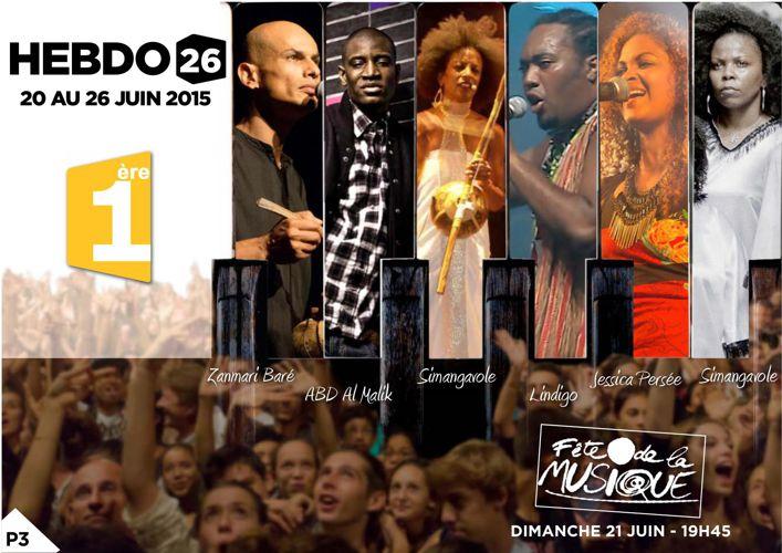 HEBDO TV Réunion 1ère