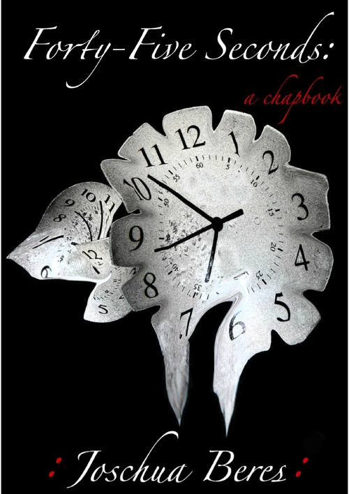 Forty-Five Seconds: A Chapbook by Joschua Beres