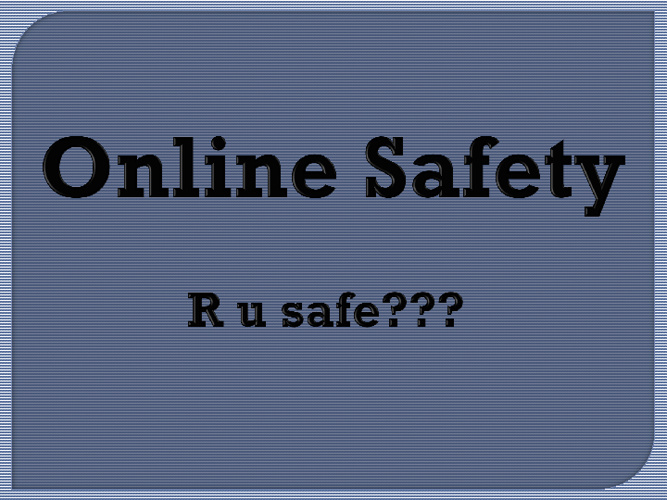 Online Safety Project