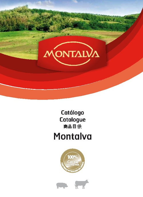 Catalogo Carne 100% Portuguesa - Montalva