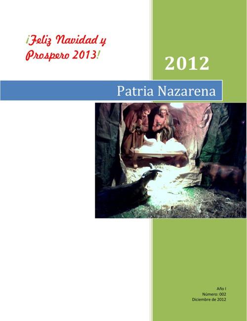 Patria Nazarena Número 2