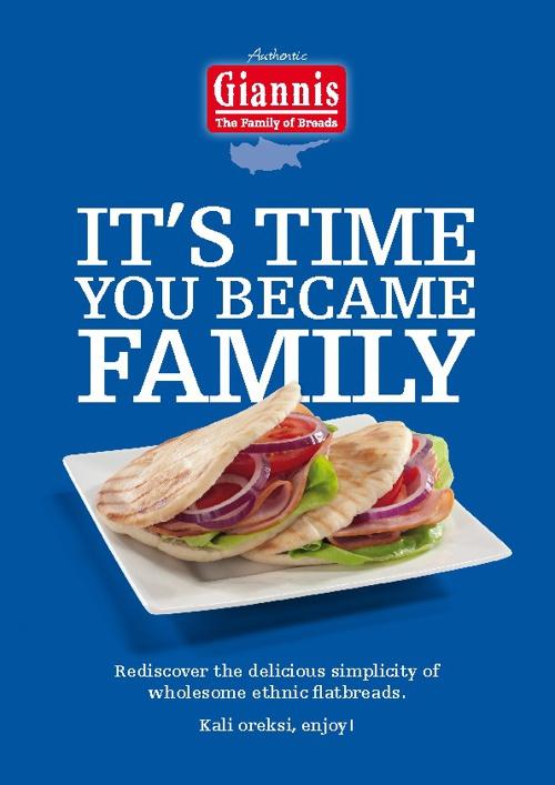 Giannis Food Service Brochure