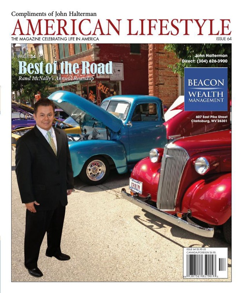 American Lifestyle Magazine - July/August Issue 64