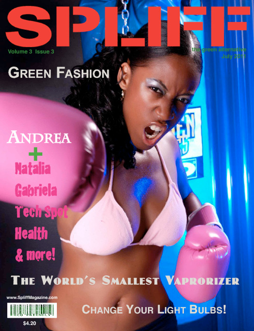 SPLIFF Magazine | July 2011