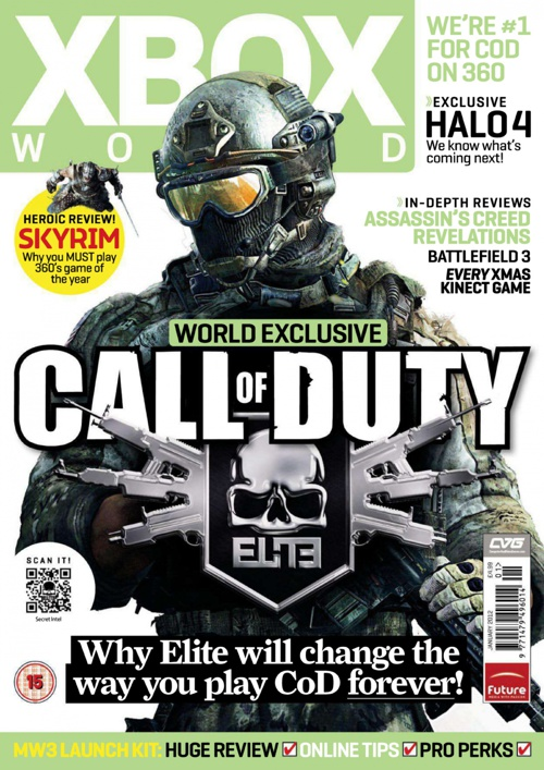Xbox World - Jan. 2012