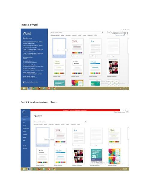 Pasos para crear un libro digital
