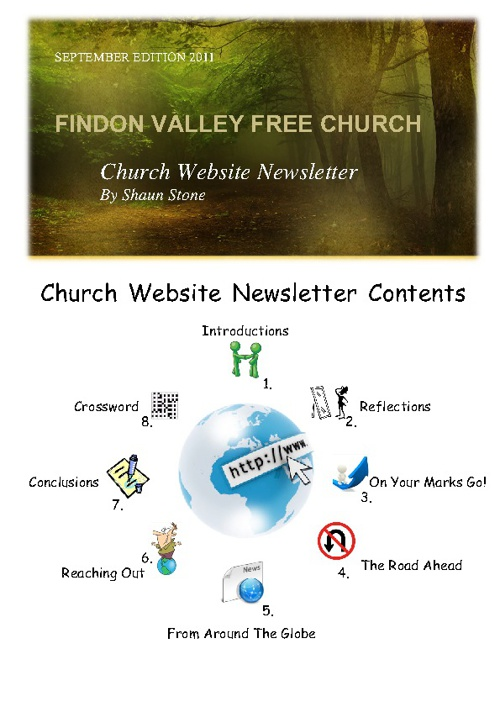 Visitor Guide To Findon Valley Free Church