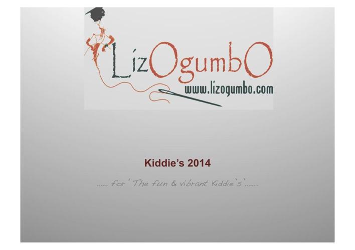 Liz Ogumbo's kiddie's