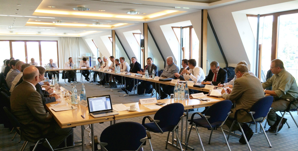 AMCA German Manufacturers Meeting