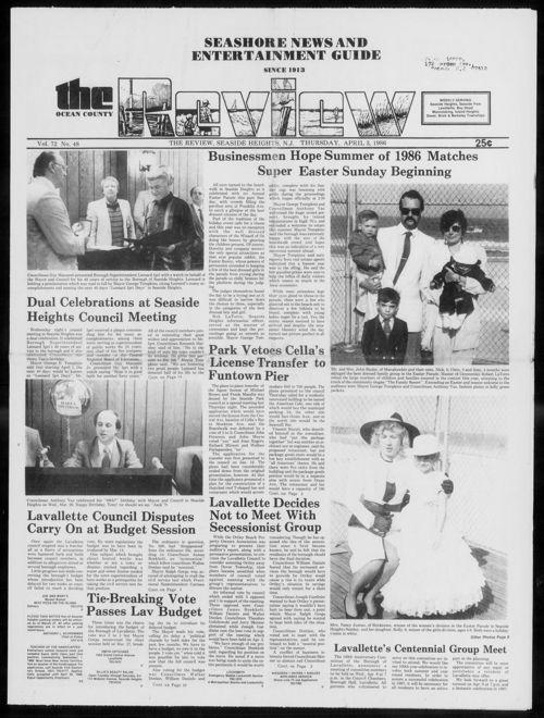Review April 1986