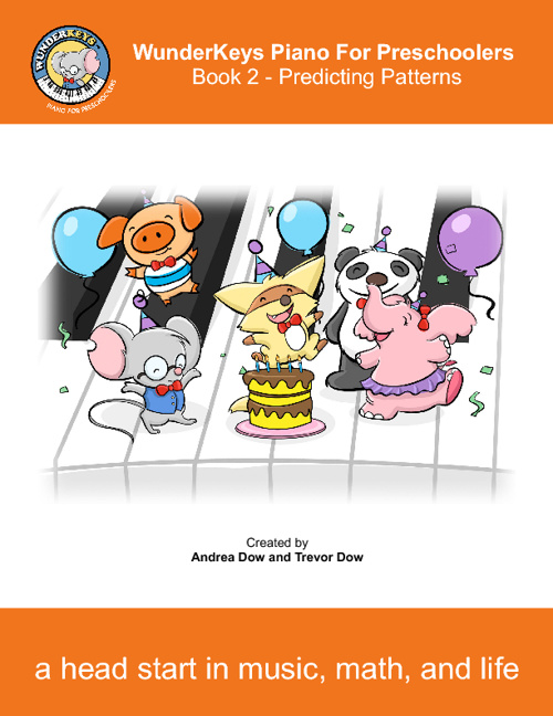 WunderKeys Book 2 Preview