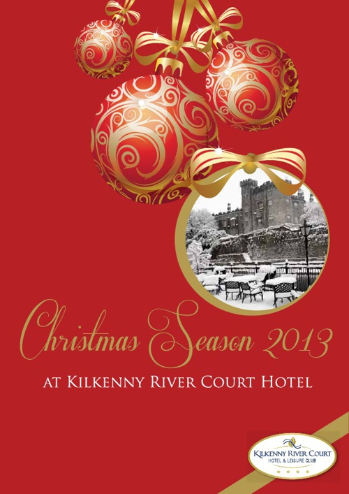 Kilkenny River Court Hotel Christmas Brochure