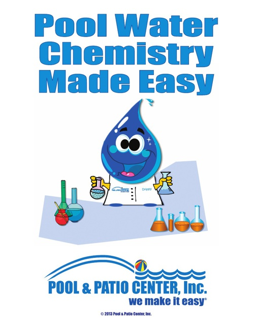Pool Water Chemistry Made Easy