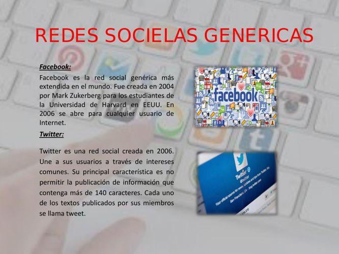 REDES SOCIELAS PPT PDF