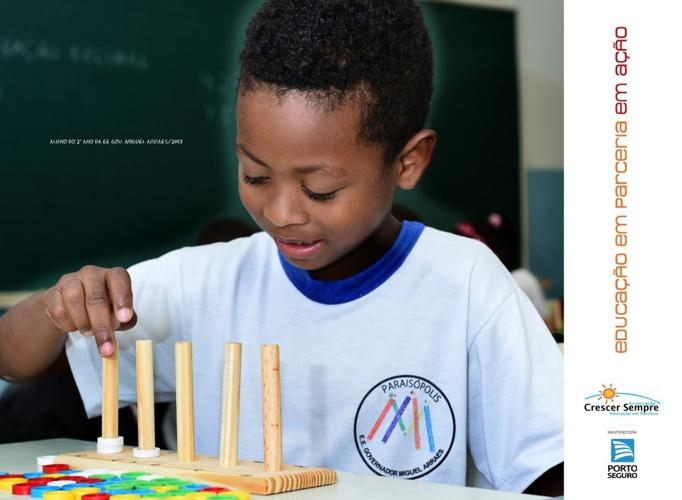 relatorio educação em parceria