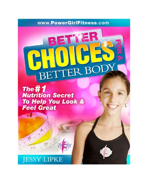 Better choices for a better body