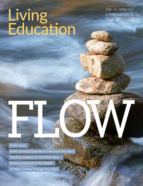 Living Education Spring 2017 : Flow