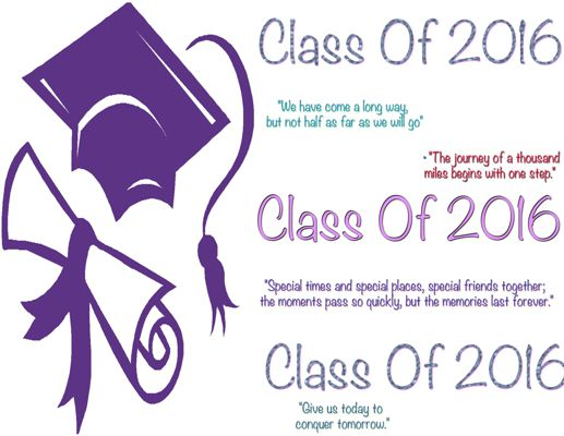 ClassOf2016 Banner