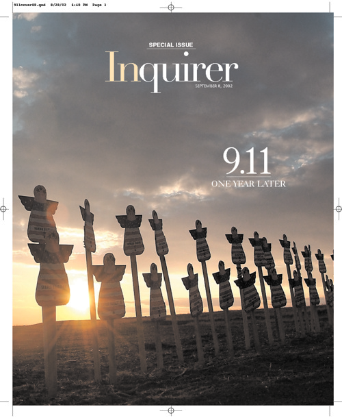2002 Philadelphia Inquirer Magazine 9/11 Special