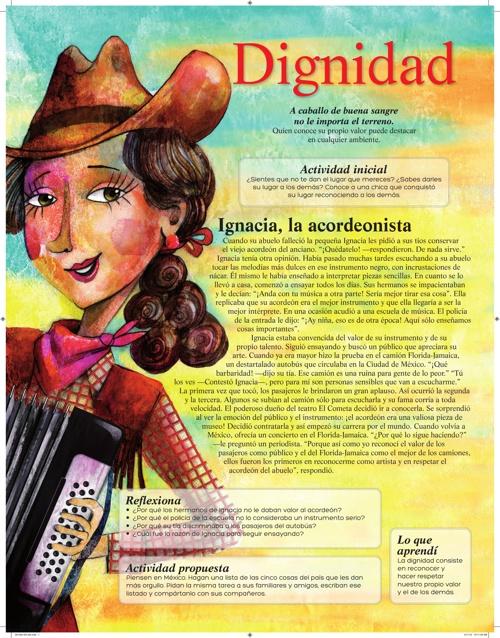 """Abril """"Dignidad"""""""
