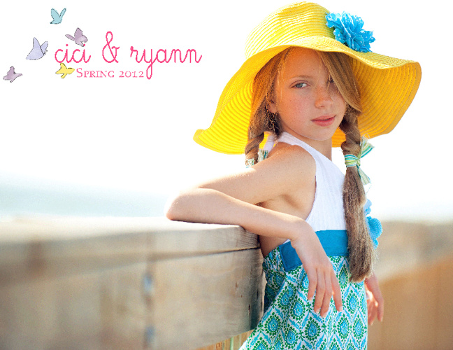 cici & ryann look book