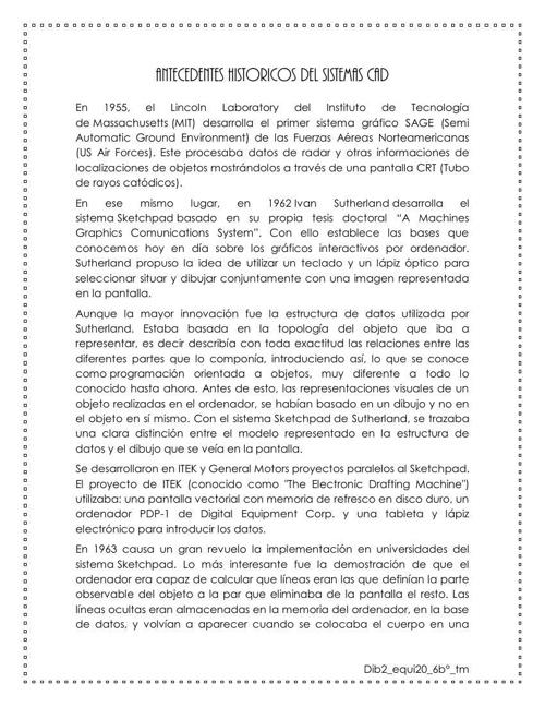 Copy of ANTECEDENTES HISTORICOS DEL SISTEMAS CAD