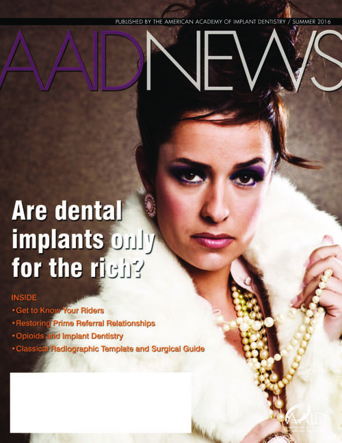 AAID News Summer 2016