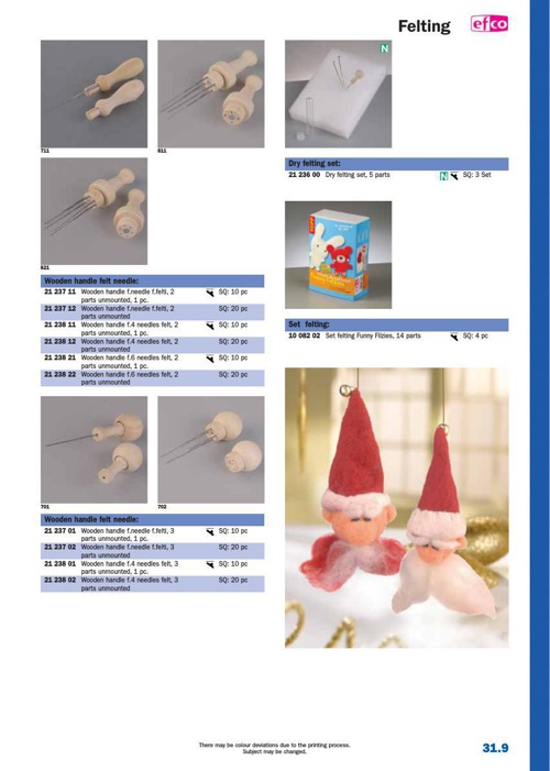 catalogue efco 2