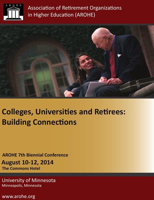 2014 AROHE Conference Program