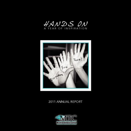 MTC 2010-2011 Annual Report