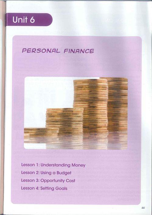 Personal Finance (Unit)