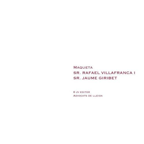 R. Villafranca & J. Giribet
