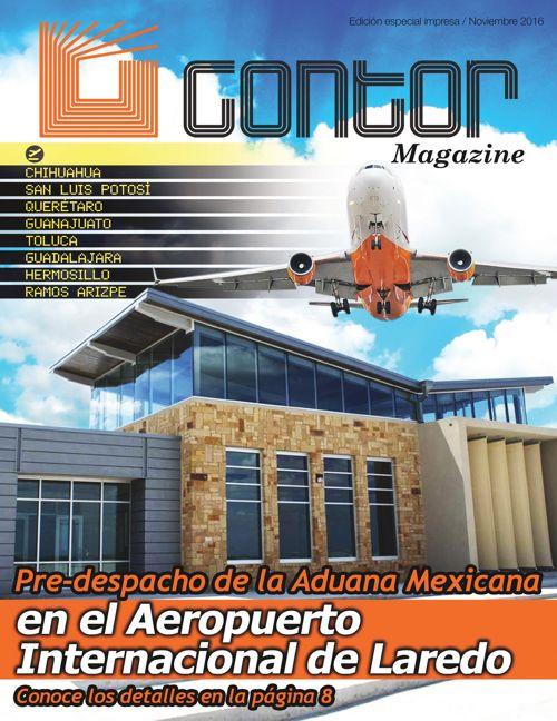 Edición Especial Pre-Despacho Aéreo Aduana Mexicana