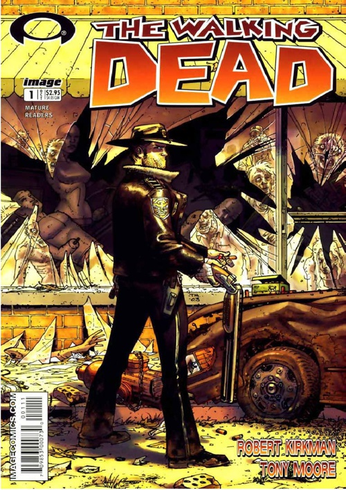 The walkind dead - Dias passados #01