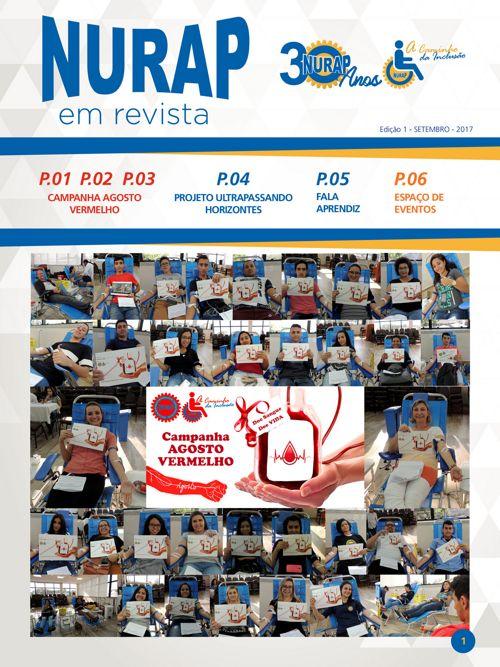 NURAP_Edição 1 Setembro