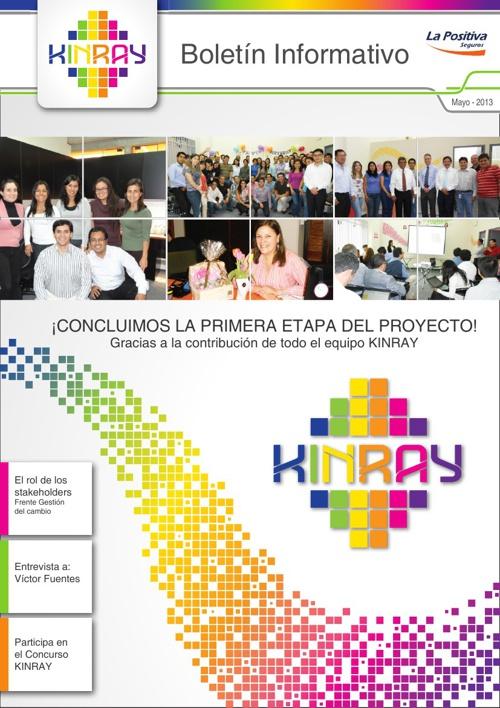 Boletín KINRAY N° 002